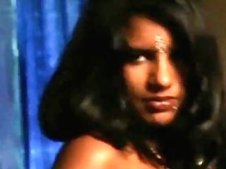 Adorable Bollywood Stunner Demonstrating Skin And Dancing Naked