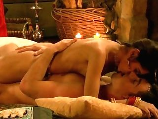 Exotic Indian Duo Explore Tantra Lovemaking With A Twist