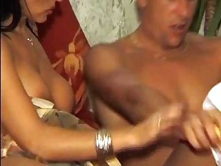 Hairy Pliable Indian Cougar Fucked